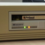 Tech Flashback: SyQuest SQ5510 88Mb Removable Hard Disks