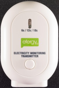 Efergy Elite Classic 2.0 Transmitter Front