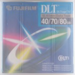 Tech Flashback (& Experiment): Fujifilm DLTtape IV Cartridge