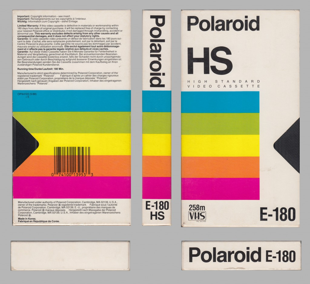 Polaroid High Standard E180