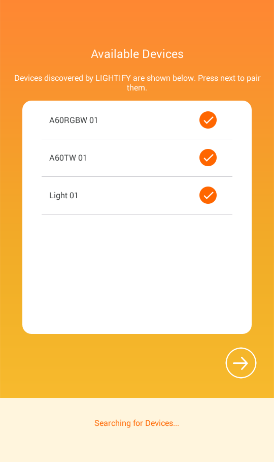 lightify-wemo-scan