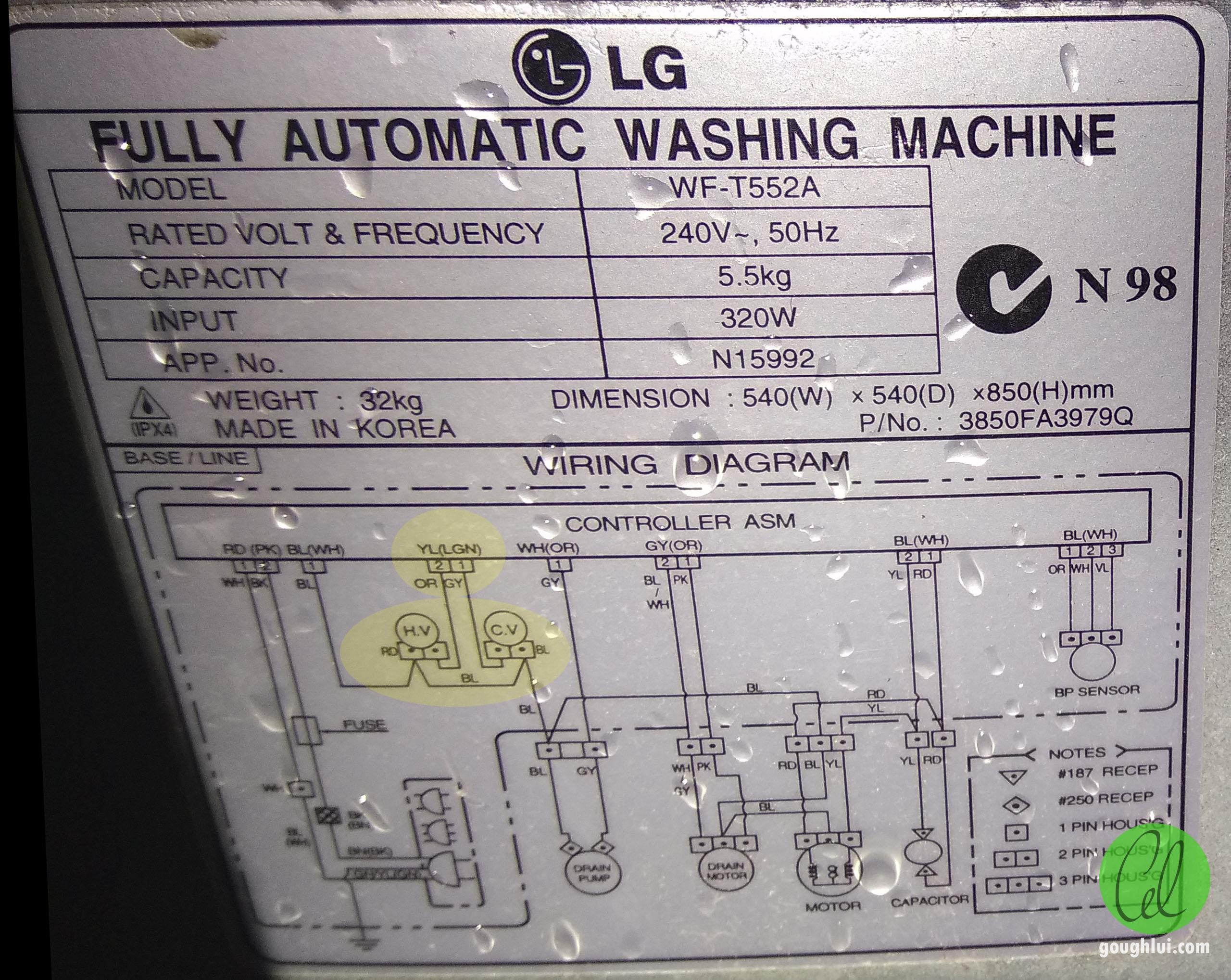 how to use lg turbo drum washing machine